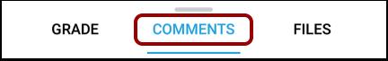 Open Comments