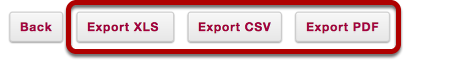 Choose your export format.