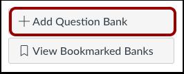 Agregar Banco de Preguntas