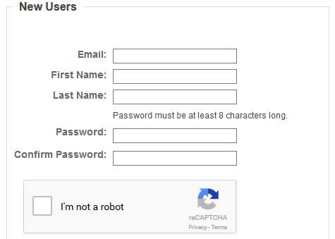 Test reCAPTCHA on the Storefront