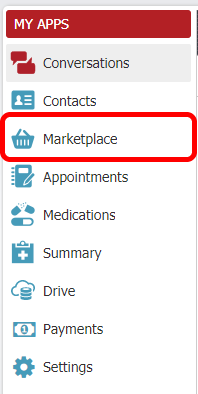 Step 1: Marketplace Tab