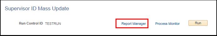 Report Manager hyperlink
