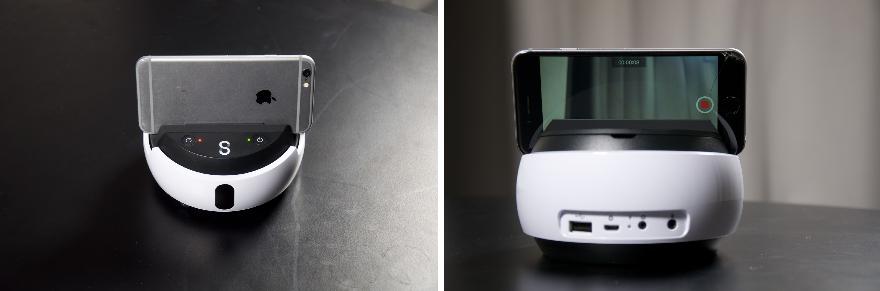 Monter kamera / iPhone / iPad