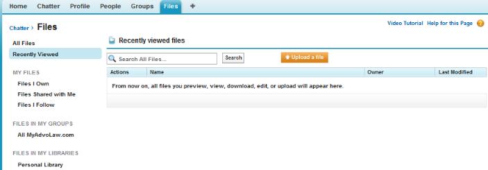 Files TAB