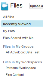 Files Filter