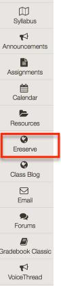 E-reserves, Duke