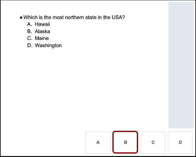 Answer Poll