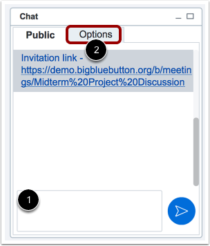 View Chat Window