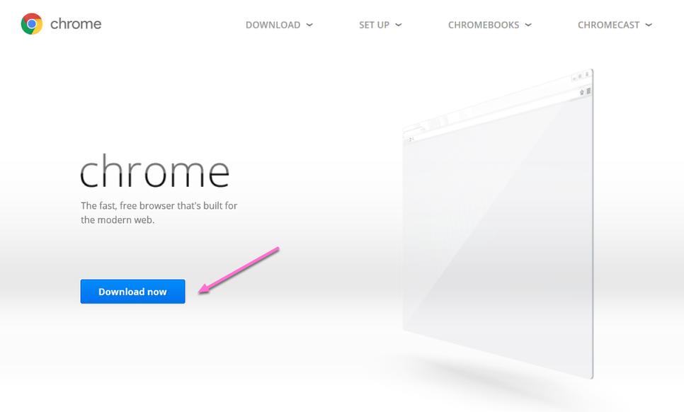 How to install Chrome