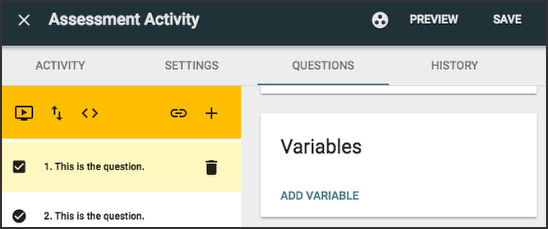 Create a variable Range