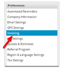 Click Invoicing