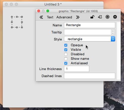 Make Graphic Opaque
