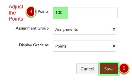 3-Add Points & Finish