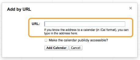 Sync Google Calendar Step 2