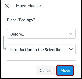 Move Module