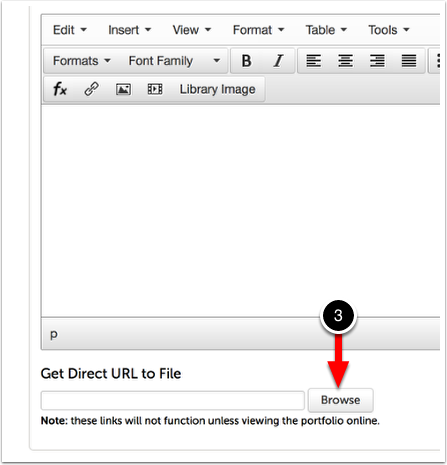 Step 2: Get Direct URL to File
