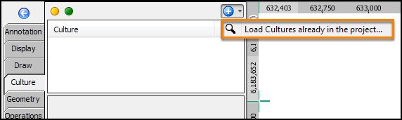 Loading and adjusting an image