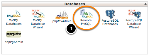 Restricting Database Access