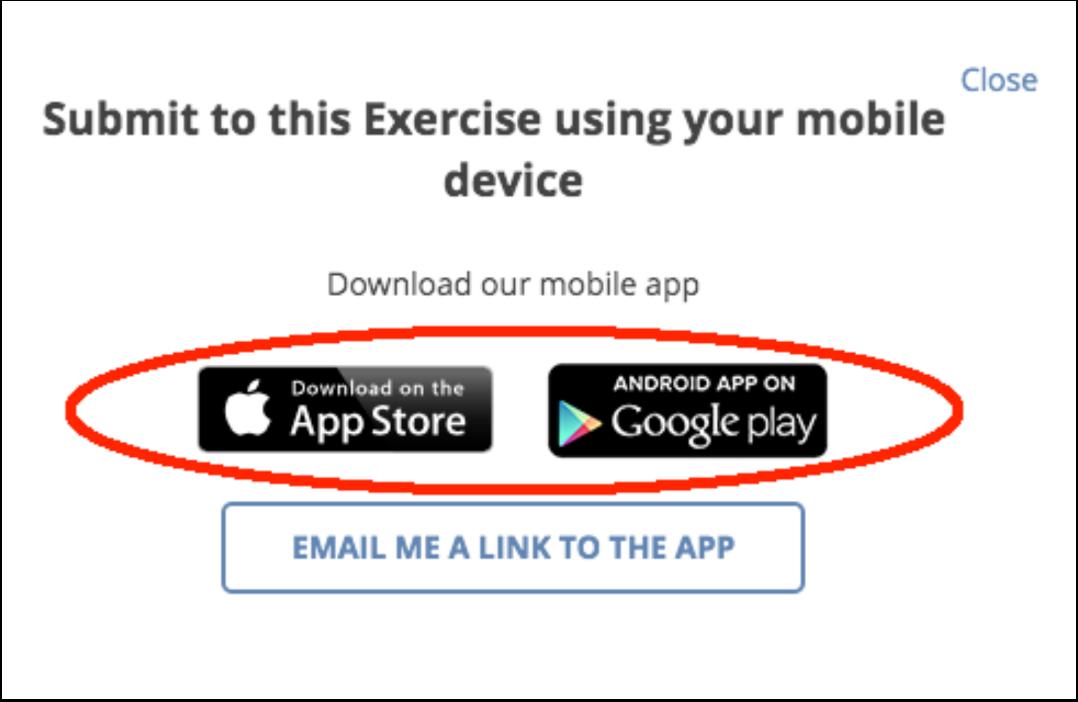 Click app store