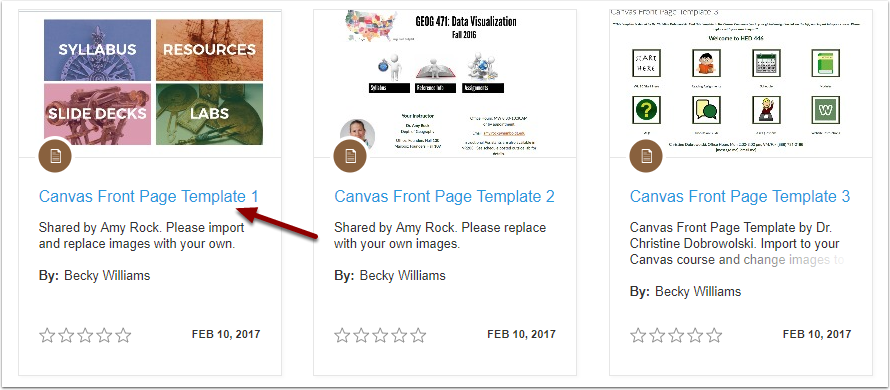 "Search results for ""HSU Canvas Front Page"""