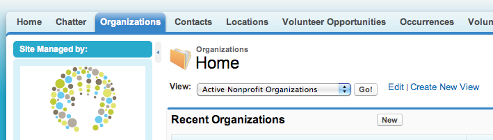 So what's an organization?