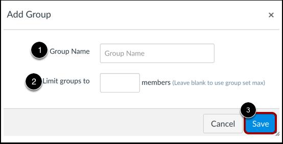 Save Group