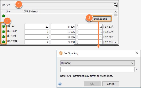 Export a 2D volume to DUG I/O
