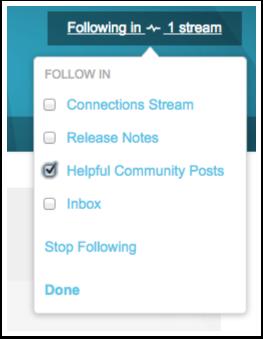 Select Stream