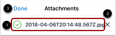 Verify Attachment