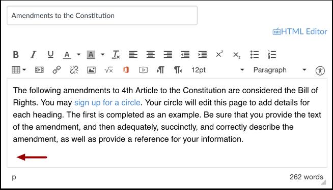 Insert PDF Link