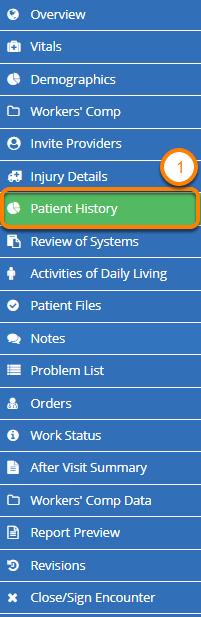 View Patient Details