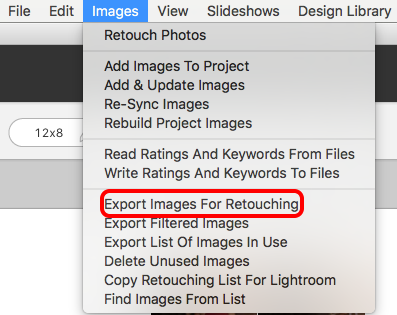 Export Images In Use