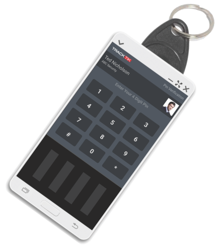 Sign-in Using an NFC Item
