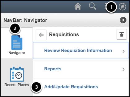 NavBar and navigator