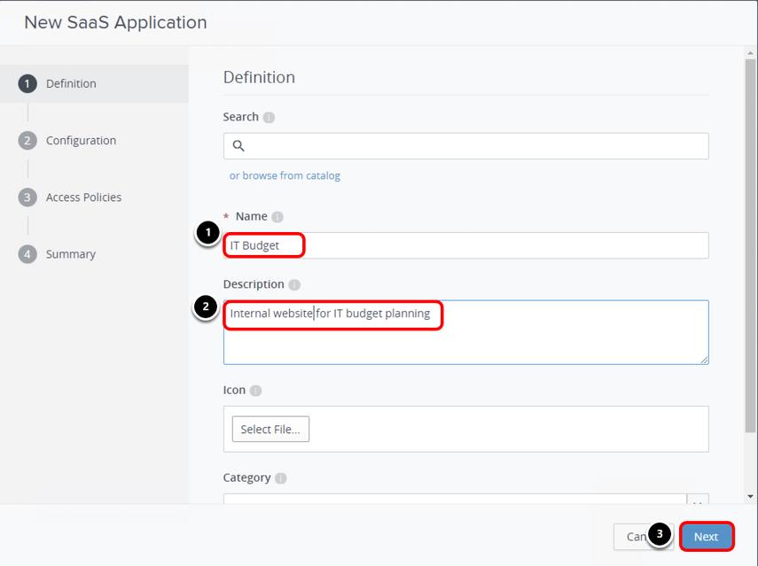 Configure WebApp