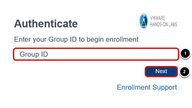 Group ID