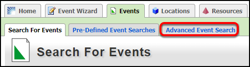 Search for Events