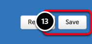 Step 5: Save Escalation Options