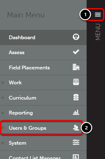 Step 1: Access Assessor Pools