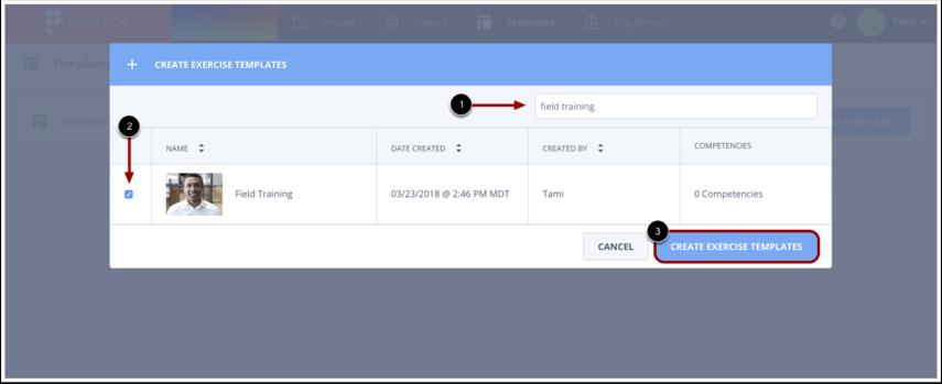 Select Content Module Checkbox