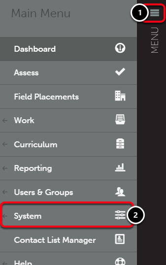 Step 1: Access Site Settings