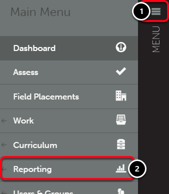Step 1: Access System Activity Report