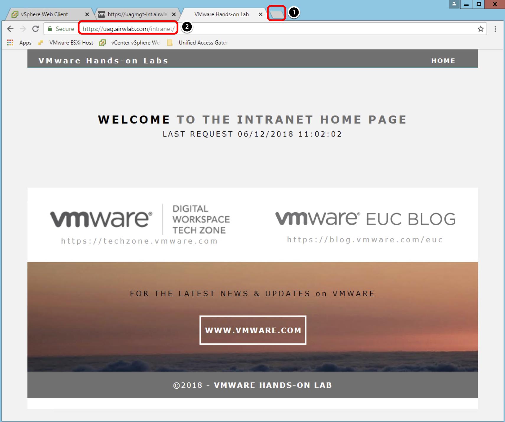 Intranet access through Reverse Proxy