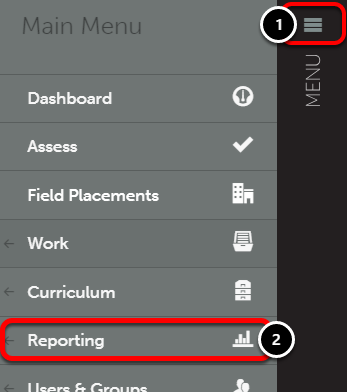 Step 1: Access Tag Reporter
