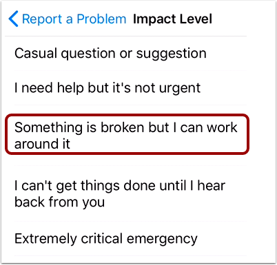 Select Impact