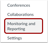 Open Monitoring and Reporting