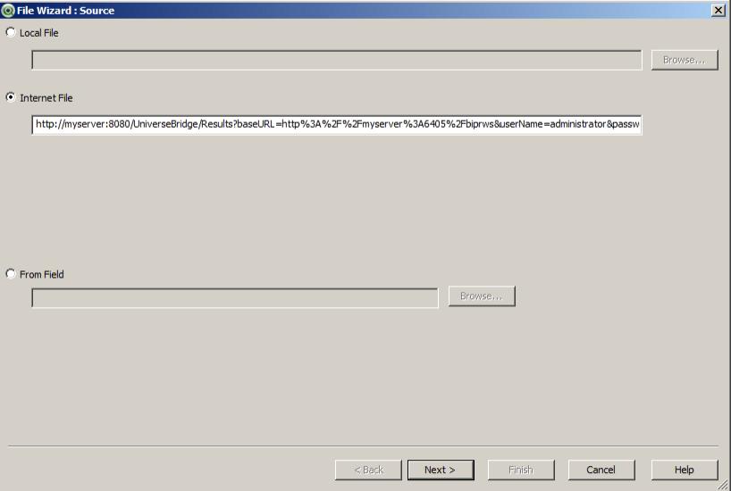 Load CSV Data into QlikView