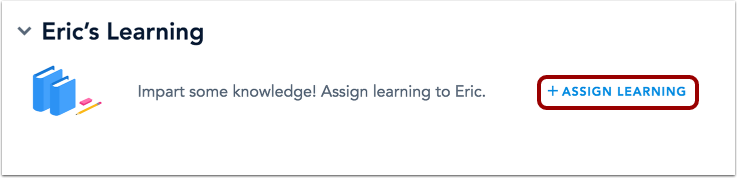 Assign Learning