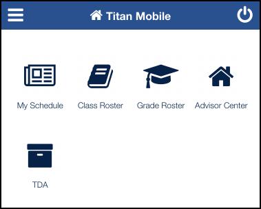 Titan Mobile homepage