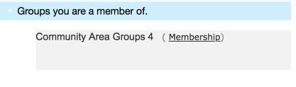 Group Member.